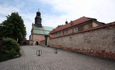Kościół pw. Św. Jerzego i św. Wojciecha (Fot. krystian)