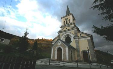 Kościół pw. Świętej Magdaleny (Fot. mateo)