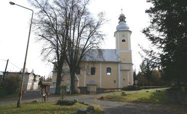 Kościół pw. Wniebowzięcia NMP (Fot. mateo)
