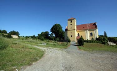 Kościół pw. Wniebowzięcia NMP  (Fot. krystian)
