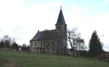 Kościół  Św. Antoniego (Fot. mateo)