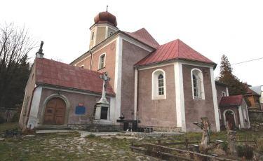 Kościół Św. Jana Chrzciciela (Fot. mateo)