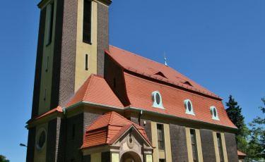Kościół św. Józefa Robotnika w Wałbrzychu (Fot. krystian)