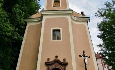 Kościół Św. Krzyża w Nowej Rudzie (Fot. krystian)