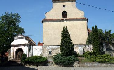 Kościół Św. Marcina   (Fot. krystian)