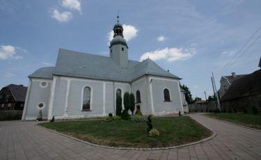 Kościół św. Marii Magdaleny w Ścinawce Średniej (Fot. krystian)