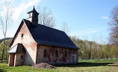 Kościół św. Mateusza w Okrzeszynie (Fot. aga)