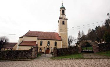 Kościół Św. Michała Archanioła  (Fot. aga)