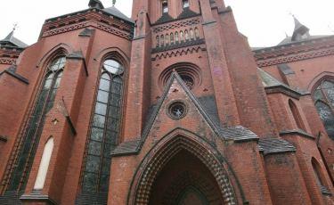 Kościół Św. Mikołaja w Nowej Rudzie (Fot. krystian)