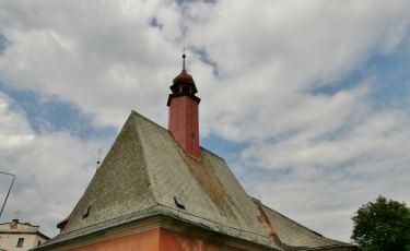 Kościół Wniebowzięcia NMB w Nowej Rudzie (Fot. krystian)