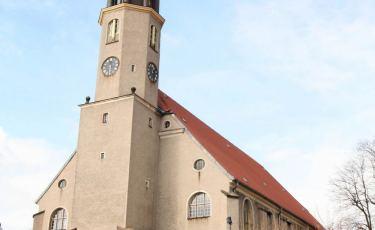 Kościół Wniebowzięcia NMP (Fot. aga)