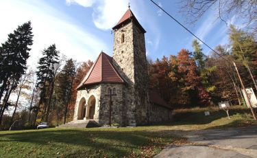 Kościółek św. Krzyża (Fot. mateo)