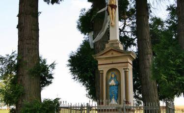 Krzyż przydrożny  (Fot. krystian)