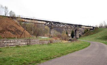 Most kolejowy na rzece Bystrzyca (Fot. aga)