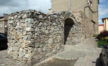 Mury obronne w Kamiennej Górze (Fot. aga)