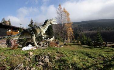 Muzeum Ziemi Park Jurajski (Fot. mateo)
