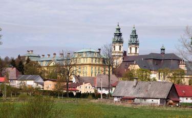 Opactwo Cystersów w Krzeszowie (Fot. aga)