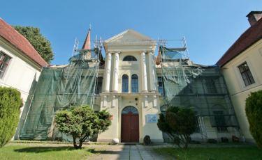 Pałac Albertich - Muzeum Okręgowe (Fot. krystian)