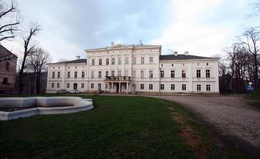 Pałac Jedlinka (Fot. aga)