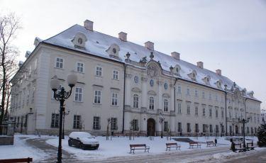 Pałac Schaffgotschów w Cieplicach (Fot. TijsB/flickr Licencja: CC BY-SA 2.0)