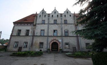 Pałac w Bobolicach (Fot. krystian)