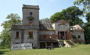 Pałac w Kalinowicach Górnych (Fot. krystian)