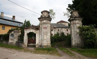 Pałac w Ołdrzychowicach Kłodzkich (Fot. krystian)