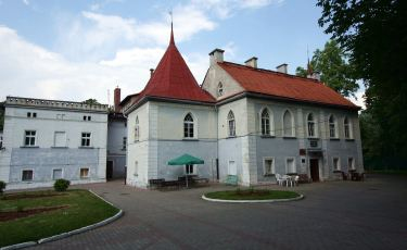 Pałac w Opolnicy (Fot. krystian)