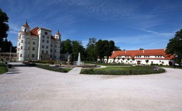 Pałac w Wojanowie (Fot. krystian)