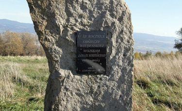 Pamiątkowy obelisk (Fot. mateo)