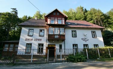 Pensjonat Biała Sowa (Fot. krystian)