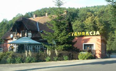 Pensjonat i restauracja Mariaż (Fot. krystian)