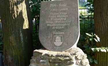 Pomnik 700-lecia Walimia (Fot. krystian)