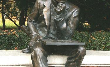 Pomnik Akiby Rubinsteina (Fot. mateo)