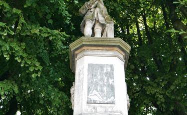 Pomnik Daniela Osterberga (Fot. krystian)