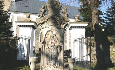 Pomnik Jezusa na Krzyżu (Fot. mateo)