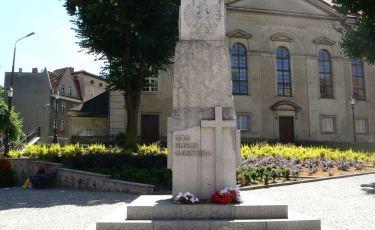 Pomnik Niepodległości w Wałbrzychu (Fot. krystian)