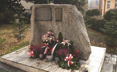 Pomnik Polskich Zesłańców na Sybir (Fot. mateo)