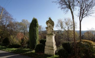 Pomnik Św. Jana Nepomucena (Fot. mateo)