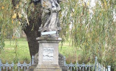 Pomnik Św. Nepomucena (Fot. mateo)