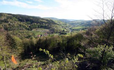 Punkt widokowy Jansky Vrch (Fot. aga)