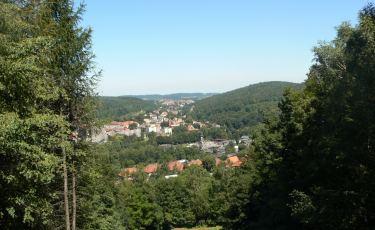 """Punkt widokowy """"Góra Parkowa"""" (Fot. krystian)"""