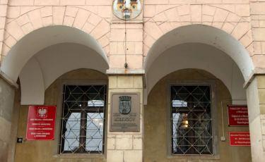 Ratusz w Mieroszowie (Fot. aga)