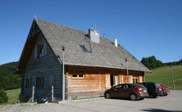 Restauracja Łomnicka Chata (Fot. krystian)