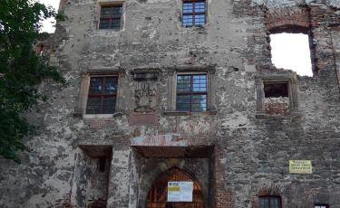 Ruiny Zamku w Ząbkowicach Śląskich (Fot. krystian)