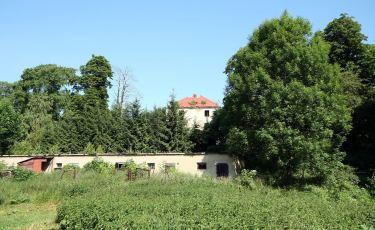 Rycerski zamek wodny (Fot. krystian)