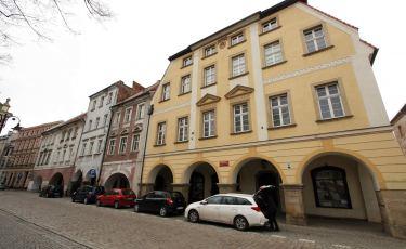 Rynek w Kamiennej Górze (Fot. aga)