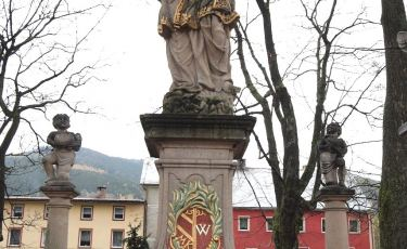 Rzeźba Św. Franciszka Ksawerego (Fot. mateo)