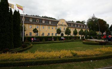 "Sanatorium ""Zameczek"" (Fot. krystian)"