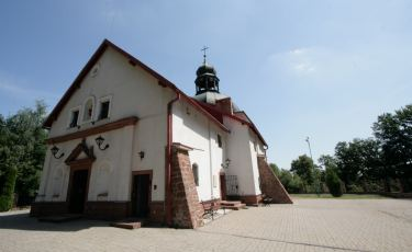 Sanktuarium Matki Bożej Bolesnej na Górze Wszystkich Świętych (Fot. krystian)